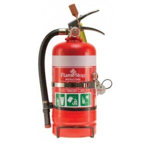 Unbranded Portable Extinguisher ABE Powder 2.5KG (G2.5ABEVB)